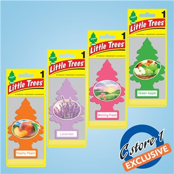 Air Freshener Assortment - Soothing Scents (24 CT)