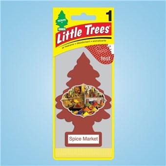 Tree Air Freshener - Spice Market (24 CT)
