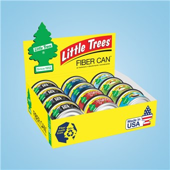Little Tree Fiber Cans (24 CT)