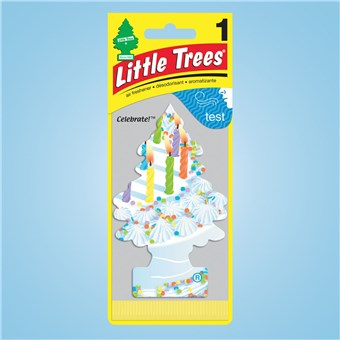 Tree Air Freshener - Celebrate (24 CT)