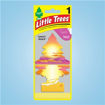 Tree Air Freshener - Sunset Beach (24 CT)