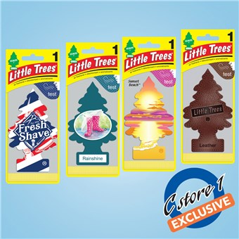 Air Freshener Assortment - Trendy (24 CT)