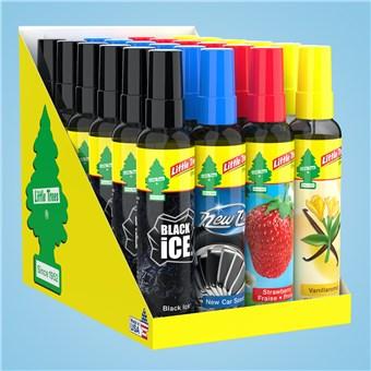 Little Trees Spray Bottles 3.5 oz - Assortment (24 CT)