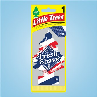 Tree Air Freshener - Fresh Shave (24 CT)