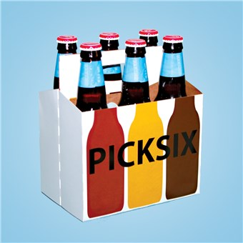 Bottle Carriers - Paperboard  (150 CT)
