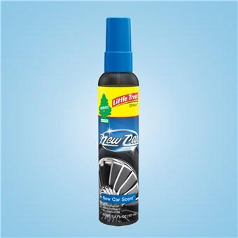 Little Trees Spray Bottles 3.5 oz - New Car (6 CT)