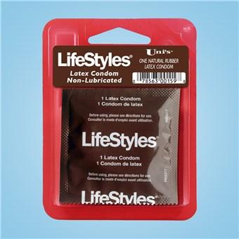 Uni's Lifestyles Non-Lubricated (12 CT)