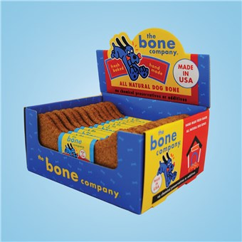 Dog Bone Treats - Large  (12 CT)