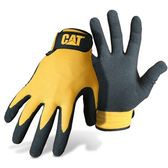 CAT Work Gloves - Nitrile Coated Palm (12 CT)