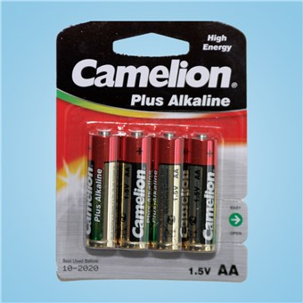 Alkaline Batteries - AA