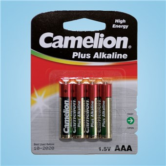 Alkaline Batteries - AAA