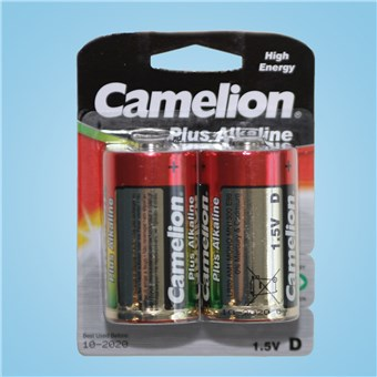 Alkaline Batteries - D Cell
