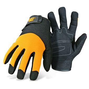 CAT Work Gloves - Padded Palm Utility (12 CT)