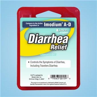 Uni's Diarrhea Relief (12 CT)