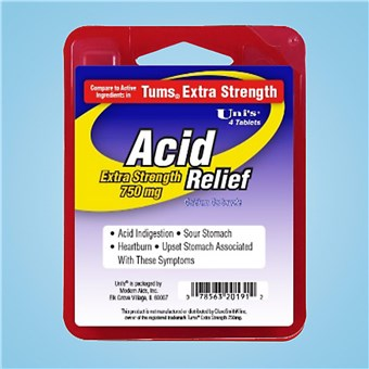 Uni's Acid Relief (12 CT)