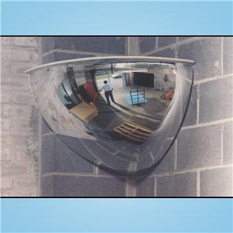 1/4 Dome Omni-View Mirror