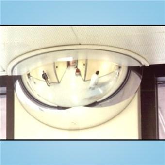 1/2 Dome Omni-View Mirror