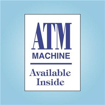 Trash Unit Panel - ATM MACHINE
