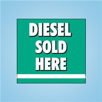 Vue-T-Ful Message Panel - DIESEL SOLD HERE