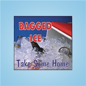 Vue-T-Ful Message Panel - BAGGED ICE