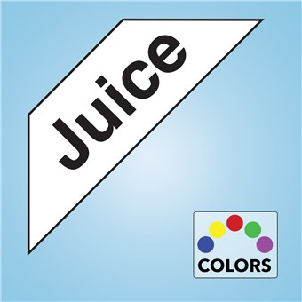 Corner Cooler Decal - JUICE