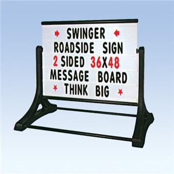 Roadside Message Sign
