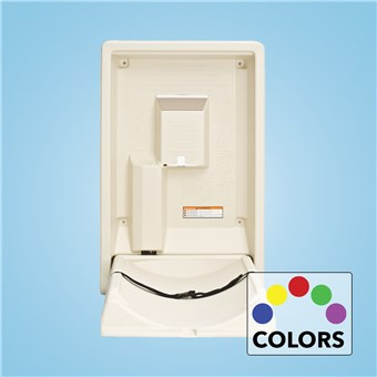 Baby Changing Station - Vertical