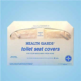 Toilet Seat Covers (2,500 CT)