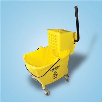 Mop Bucket & Wringer Set