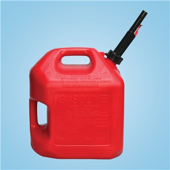 5 Gallon FMD Gas Can (4 CT)