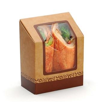 Grab-n-Go Sandwich Wrap Packs (500 CT)