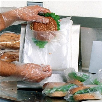 Clear Sandwich Bags - Saddle Pack (2000 CT)