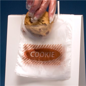 Clear Cookie Bag - Saddle Pack (2000 CT)