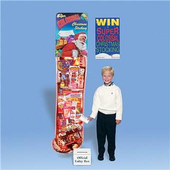 DELUXE Giant Christmas Stocking Kit